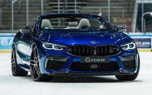 2020 BMW M8 Competition Convertible by G-Power