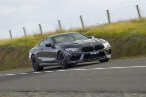 BMW M8 Competition Coupe 2020 года