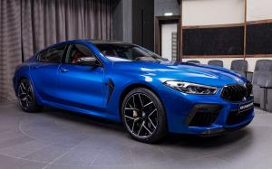 BMW M8 Competition Gran Coupe 2020 года (UAE)