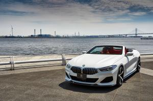 2020 BMW M850i xDrive Cabriolet by 3D Design