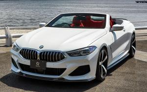 BMW M850i xDrive Cabriolet by 3D Design 2020 года