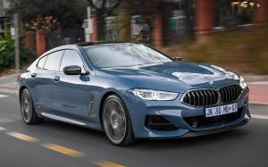 BMW M850i xDrive Gran Coupe 2020 года (ZA)