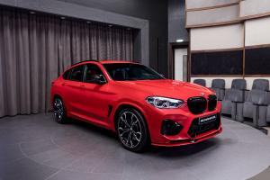 2020 BMW X4 M Competition by AC Schnitzer