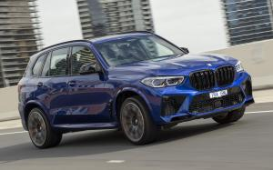 BMW X5 M Competition 2020 года (AU)