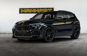 2020 BMW X5 M MHX5 700 by Manhart Racing
