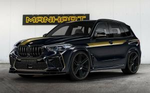 BMW X5 M MHX5 700 by Manhart Racing