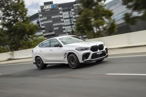 BMW X6 M Competition 2020 года