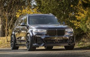 2020 BMW X7 CLR by Lumma Design