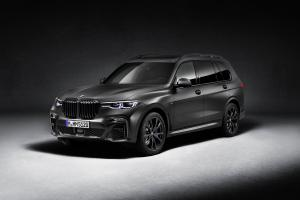 2020 BMW X7 M50i Edition Dark Shadow