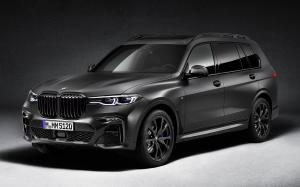 BMW X7 M50i Edition Dark Shadow 2020 года (WW)