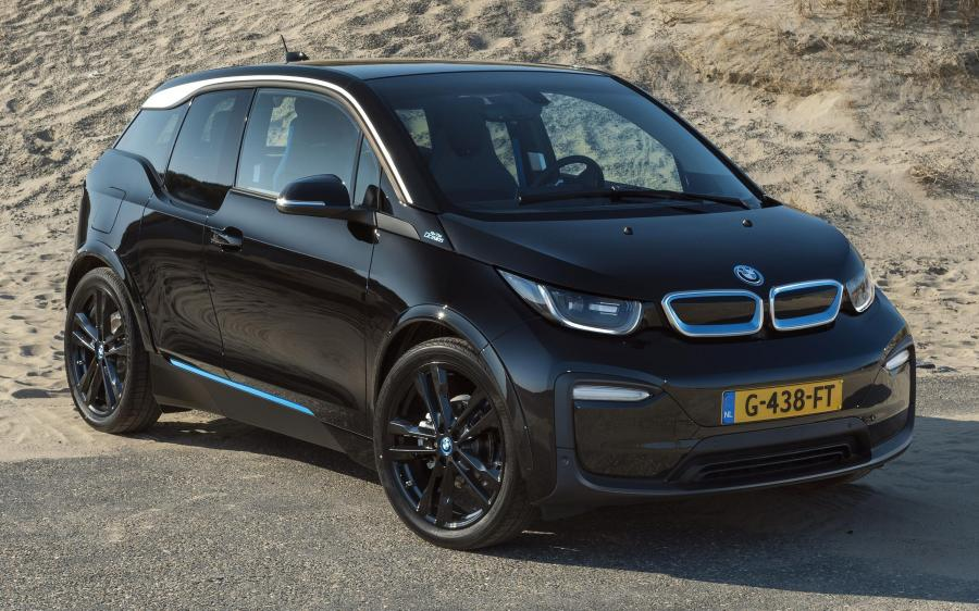 BMW i3 For the Oceans Edition (I01) '2020