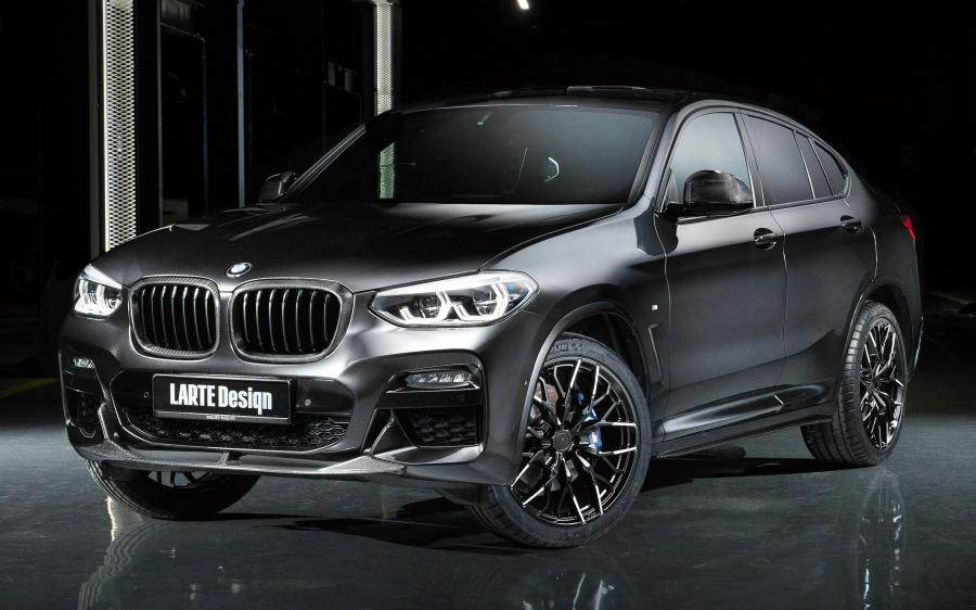 2020 BMW X4 M40i by Larte Design