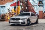 BMW M5 by EAS on ADV.1 Wheels (ADV5.0 FLOWSPEC) 2020 года
