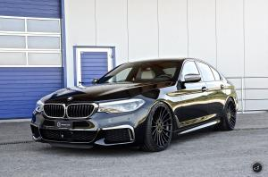 2020 BMW M550i xDrive by DS Automobile