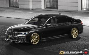 BMW M760Li xDrive by Auto-Dynamics on Vossen Wheels (EVO-5R) 2020 года