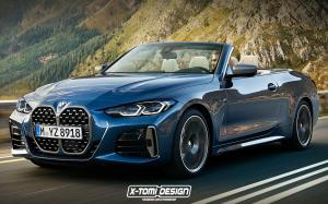 BMW 4-Series Cabriolet by X-Tomi Design 2020 года