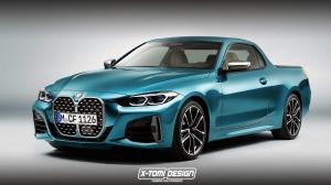 2020 BMW 4-Series Pickup by X-Tomi Design