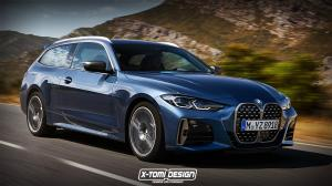 BMW 4-Series ShootingBrake by X-Tomi Design 2020 года