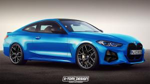 BMW M4 Coupe by X-Tomi Design 2020 года