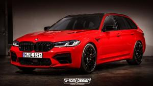 2020 BMW M5 Competition Touring by X-Tomi Design