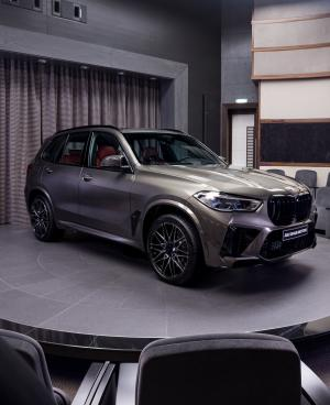 BMW X5 M Competition 2020 года