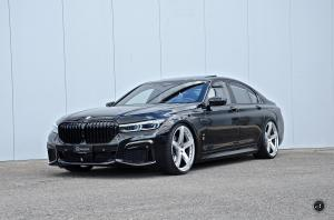 BMW 750i xDrive M Sport by DS Automobile 2020 года