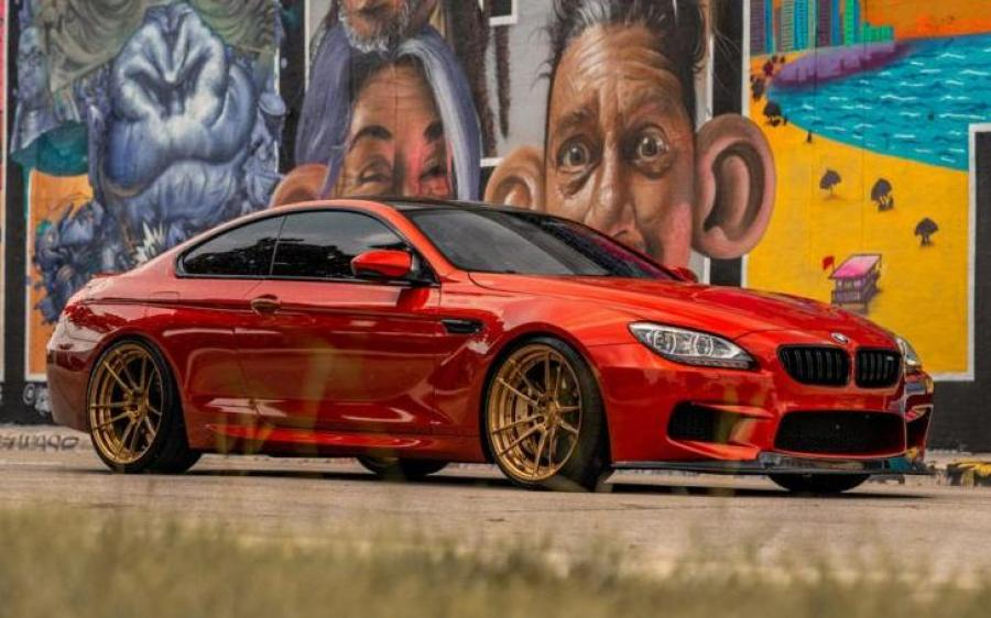 BMW M6 Coupe by ADV.1 Wheels (ADV5.2 M.V2 CS) '2020