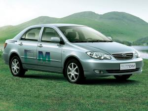 BYD F3 Dual Mode 2008 года
