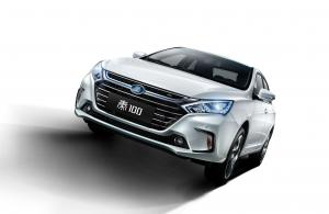 BYD Qin 100 2017 года