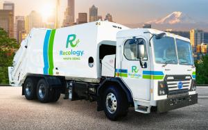 2019 BYD 8R New Way Refuse Truck (US)
