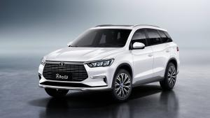 BYD Song Pro EV 2019 года