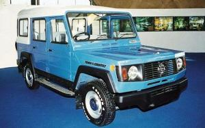 Bajaj Tempo Trax Town and Country '1998 - 2005