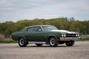 1970 Motion Phase III Chevelle SS 454
