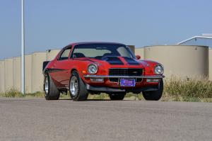 Motion Phase III 454 Camaro Z28 1971 года