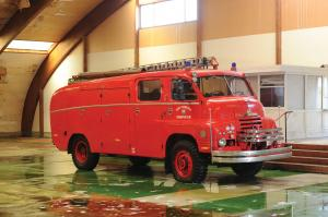 1956 Bedford Aster Fire Engine