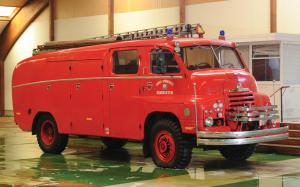 Bedford Aster Fire Engine '1956