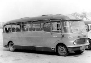 1959 Bedford SB1 Harrington Crusader I