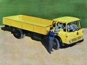 Bedford TK DL Long Wheelbase Truck