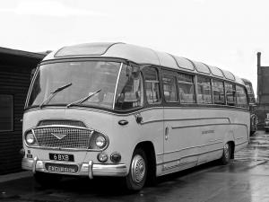 Bedford SB8 Duple Bella Vista