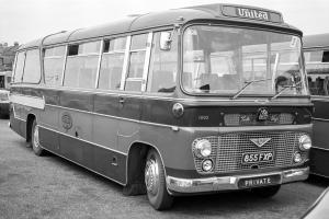 1963 Bedford SB8 Duple Bella Vega
