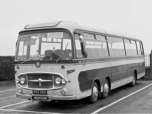 Bedford VAL14 Plaxton Panorama 1964 года