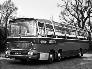 1967 Bedford VAL70 Duple Viceroy 36