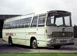Bedford VAM70 Duple Viceroy 1968 года
