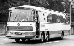Bedford VAL70 Duple Viceroy 1969 года