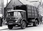Bedford TK Lacre Packmaster Refuse Truck 1972 года