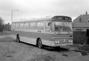 1974 Bedford YRT Willowbrook