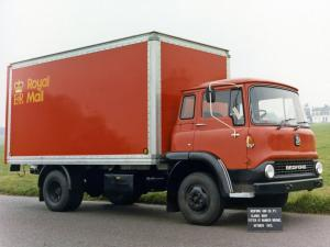 Bedford TK Mail Truck 1975 года