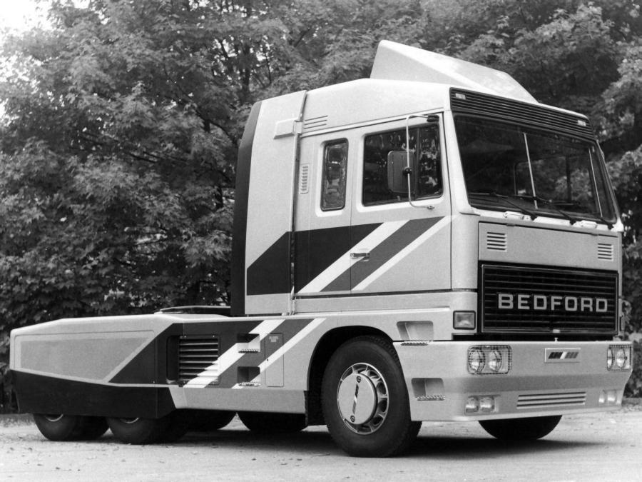 1978 Bedford TM Long Haul Concept