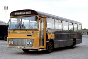 1978 Bedford YMT Willowbrook