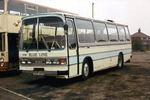 1979 Bedford YLQ Duple Dominant II